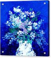 Spring Bunch Acrylic Print