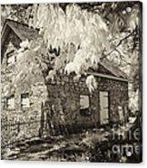 Spring Creek Mill Acrylic Print
