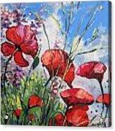 Spring Enchantement Acrylic Print by Andrei Attila Mezei