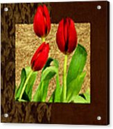 Spring Hues Acrylic Print