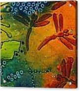 Spring In Full Effect Acrylic Print
