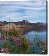 Spring Lake Mohave Acrylic Print