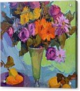 Spring Still Life Acrylic Print