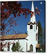 Springboro Rc Church Acrylic Print
