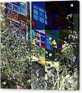 Springtime In New York 8 Acrylic Print