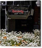 Springtime In Tahoe Acrylic Print