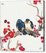 Springtime Sweethearts Acrylic Print