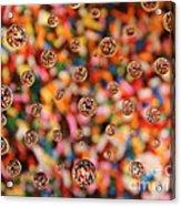 Sprinkles Acrylic Print