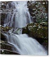 Spruce Flats Falls IIi Acrylic Print