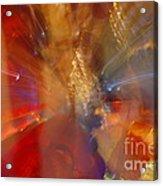 Spun Crystal Acrylic Print