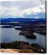 Squam Lake New Hampshire Acrylic Print
