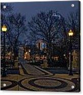 Square In Regina Acrylic Print