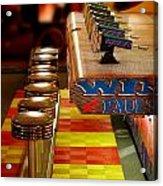 Squirt Gun Game Acrylic Print