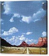 Highway 179 Acrylic Print