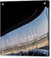 Sr22 Reflection II Acrylic Print