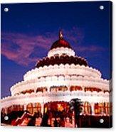 Sri Sri Ravi Shankar Ashram India Acrylic Print