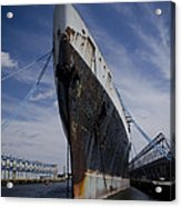 Ss United States By Jessica Berlin Acrylic Print