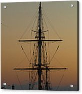 S S V  Corwith Cramer In Key West Acrylic Print
