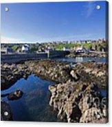 St Abbs Scotland Acrylic Print