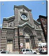 St. Aloysius Catholic Church Acrylic Print