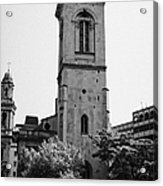 st andrew church holborn London England UK Acrylic Print