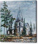 St. Andrews Church Acrylic Print