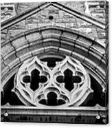 St Andrews Medallion Acrylic Print