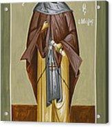 St Anthony Acrylic Print