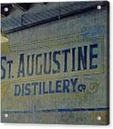 St. Augustine Distillery 2 Acrylic Print