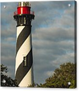 St. Augustine Lighthouse 1 Acrylic Print