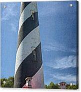 St Augustine Lighthouse Acrylic Print