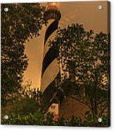 St. Augustine's Lighthouse Acrylic Print