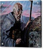 St. Benedict Acrylic Print