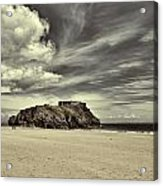 St Catherines Island 6 Acrylic Print
