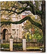 St. Charles Ave. Acrylic Print
