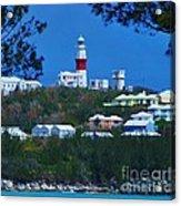 St. David's Light Bermuda Acrylic Print