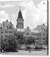 St. Edward's University Old Main I I Acrylic Print