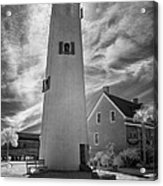 St. George Island Lighthouse Acrylic Print