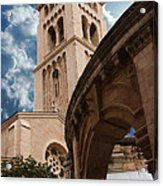 St. George's Cathedral Jerusalem Acrylic Print