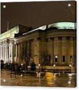 St Georges Hall Liverpool Acrylic Print