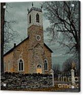 St. James Anglican Church Acrylic Print