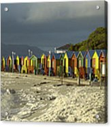 St James Beach Acrylic Print