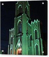St James Catholic Church In Vancouver Washington Acrylic Print