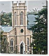 St. James Episcopal Church Wilmington North Carolina Acrylic Print