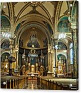 St. John Cantius Acrylic Print