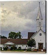 St John Lutheran Church Of Prairie Hill Acrylic Print