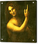 St. John The Baptist Acrylic Print