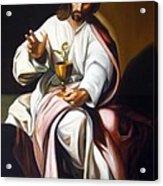 St John The Evangelist Acrylic Print