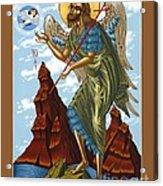 St. John The Forerunner Also The Baptist 082 Acrylic Print