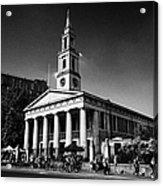 st johns church waterloo London England UK Acrylic Print